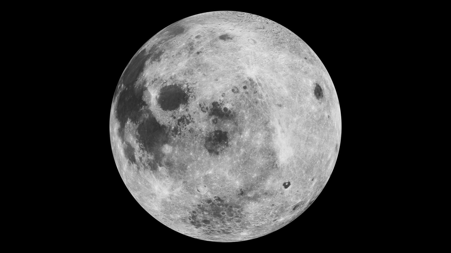 Учёные На Луне есть гигантские подземные тоннели