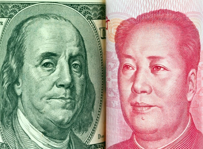 Китайский юань укрепился домесячного максимума