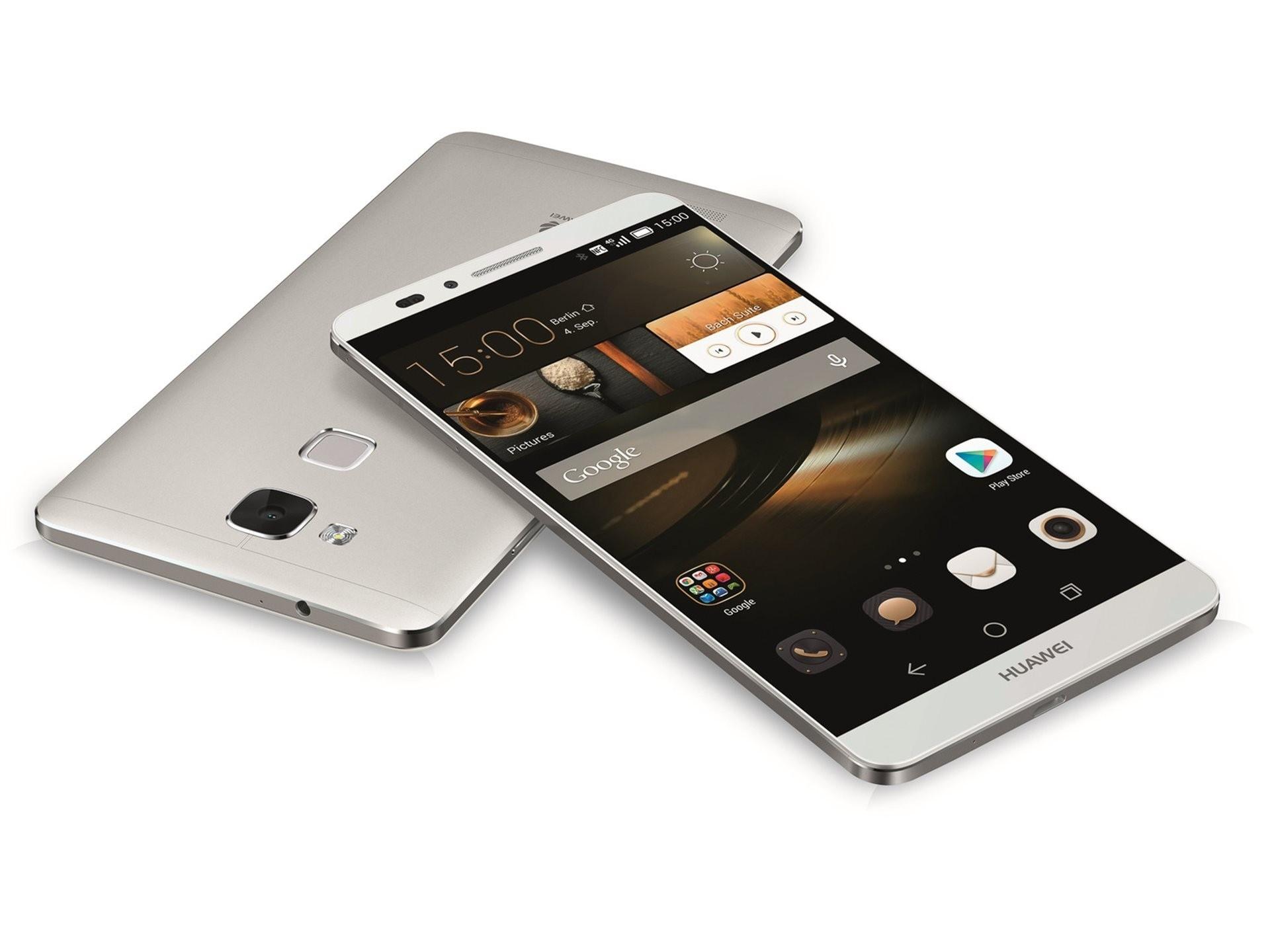 Huawei работает над навсе 100% безрамочным телефоном