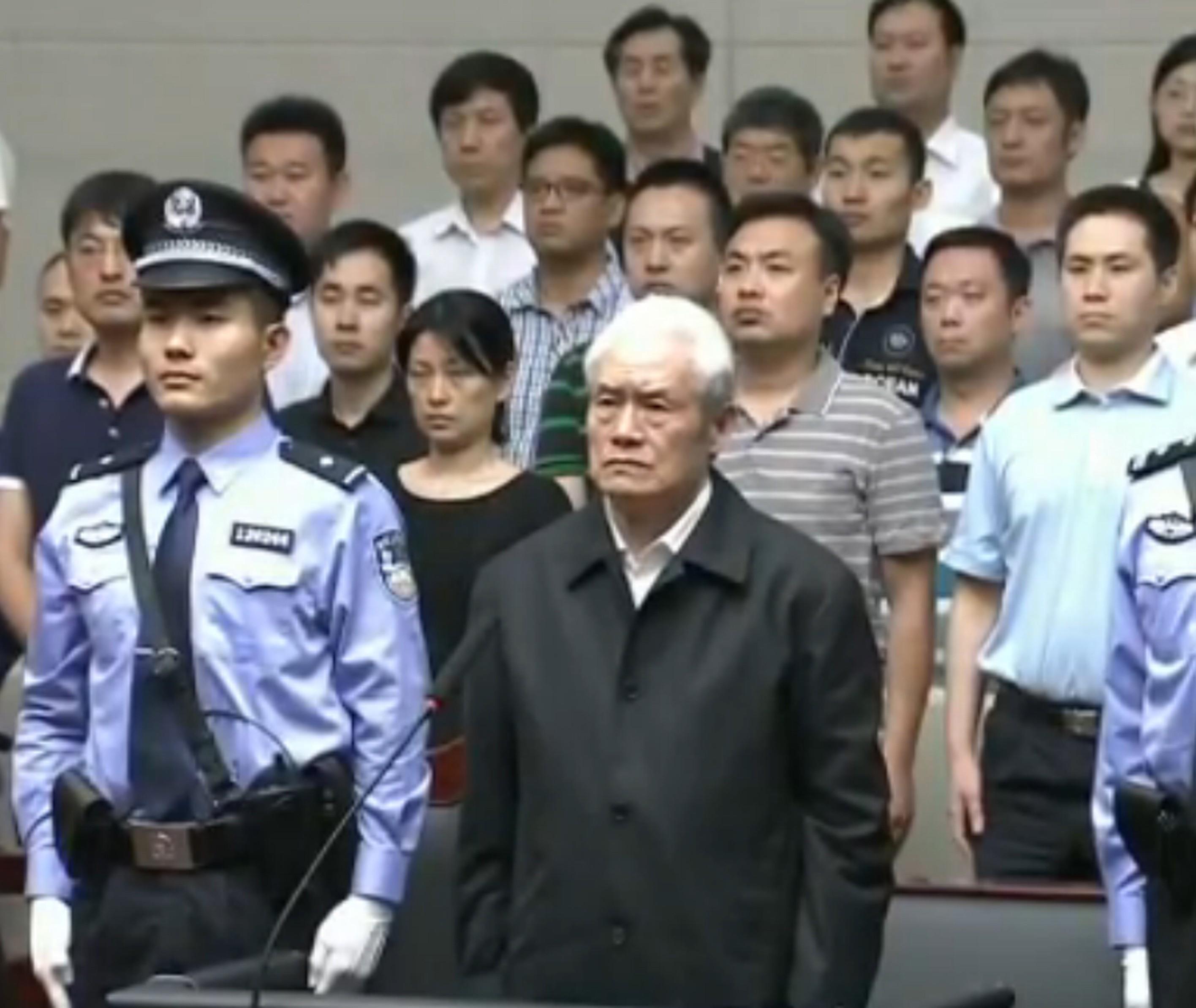 В Китайская народная республика добровольно вернулись 1283 коррупционера