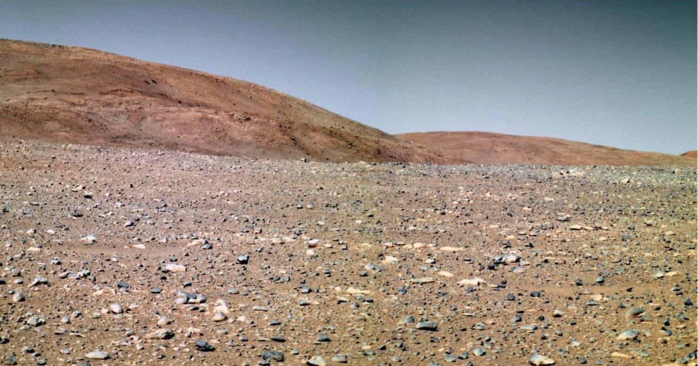 Образовавшее кратер Ломоносова небесное тело вызвало цунами наМарсе