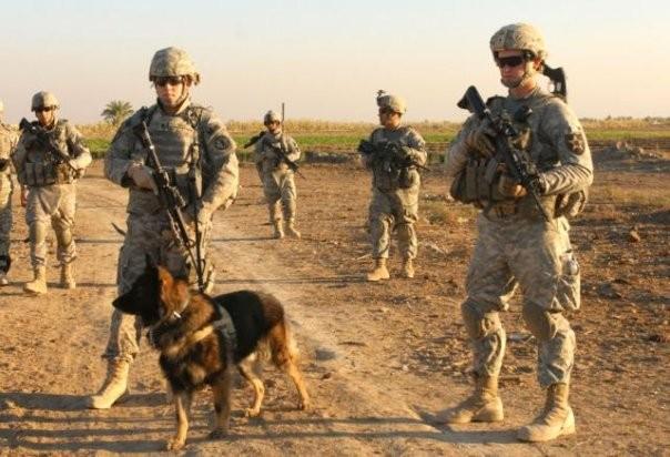 Неменее 200 десантников США могут направить вСирию либо Ирак