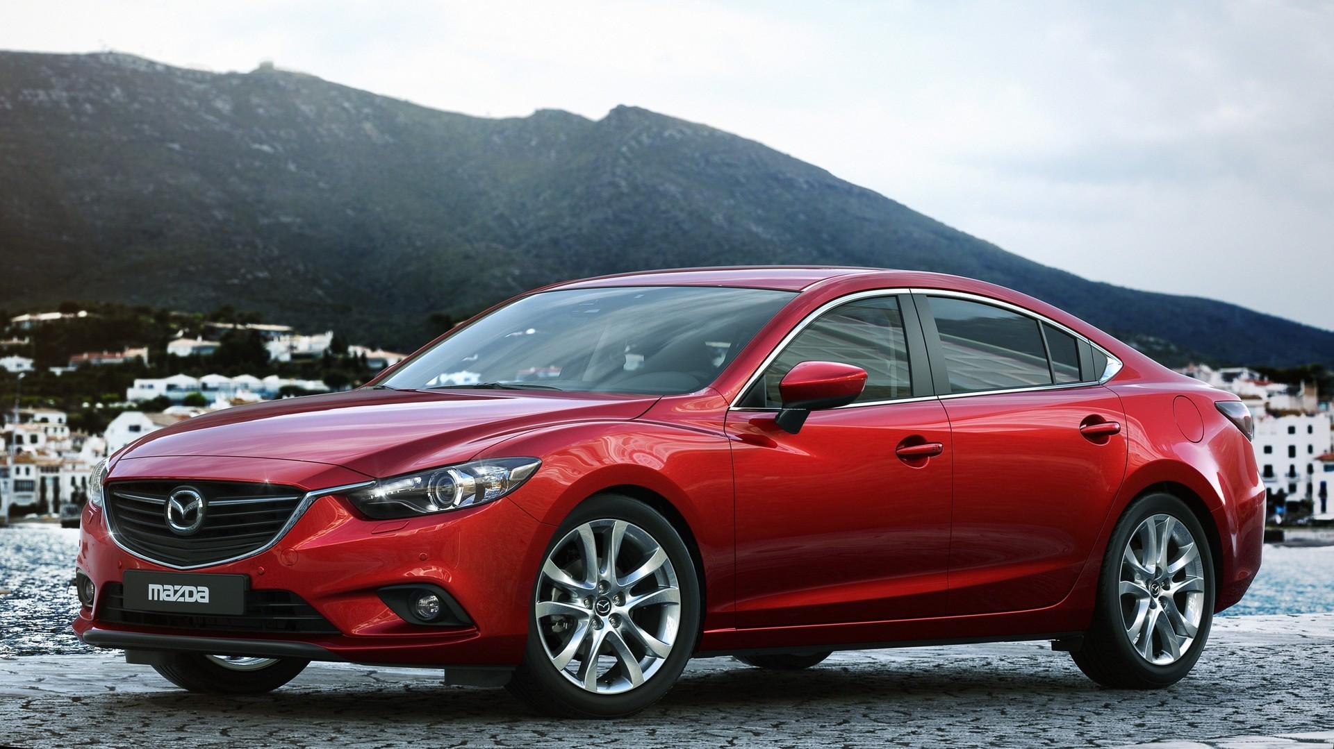 Mazda6 зимой возглавила рейтинг продаж D-сегмента рынкаРФ
