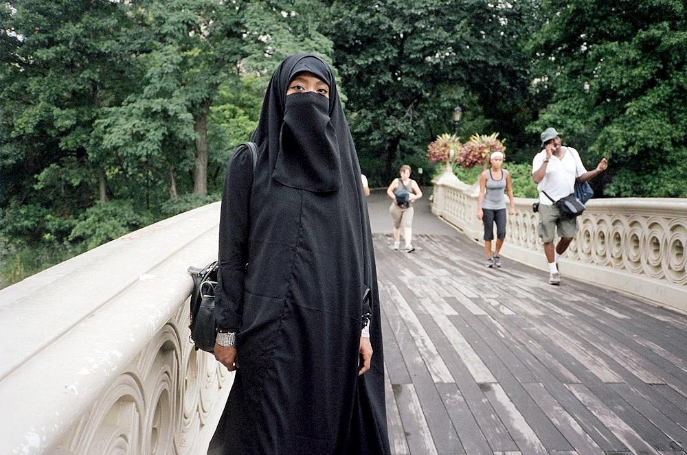 Австрийская Республика запрещает носить паранджу в публичных местах