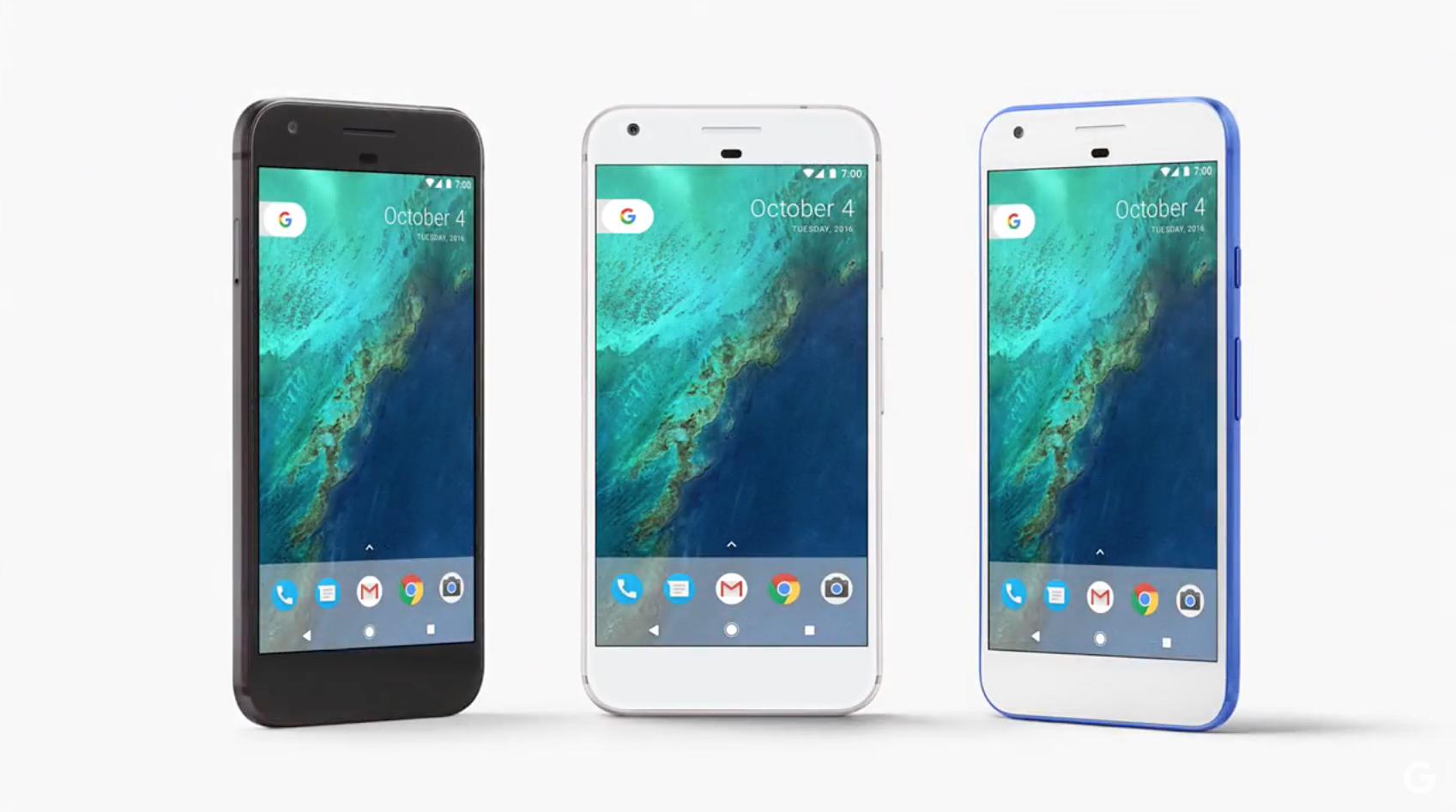 LGможет заняться производством телефонов Google Pixel 3