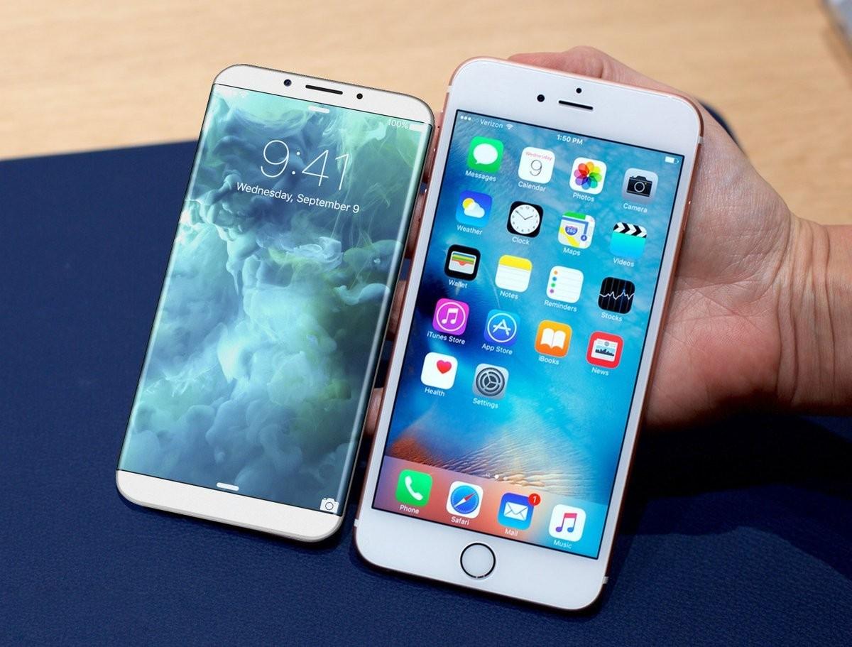 Источник развеял все слухи о телефоне iPhone 8