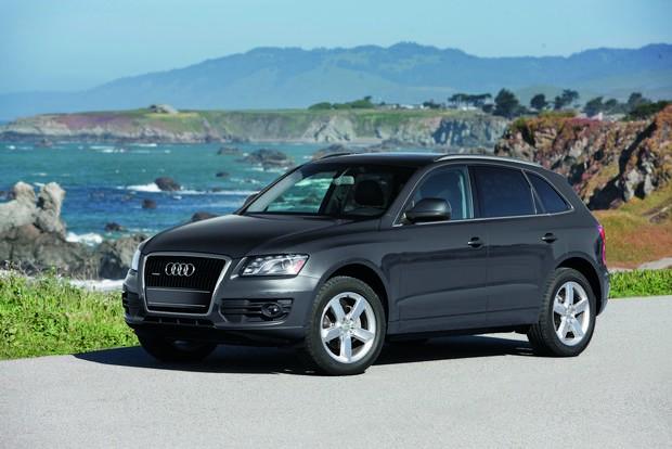 VW отзывает 572 400 авто Ауди в Китайская республика