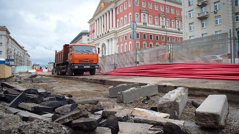 Работы попрограмме «Моя улица» планируется закончить коДню города— Бирюков