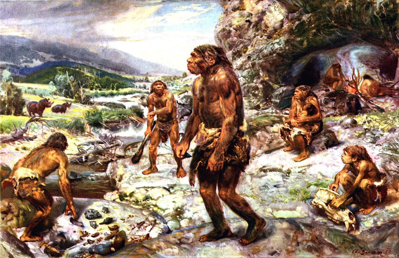 Найденная вКрыму кость поведала очувстве прекрасного унеандертальце