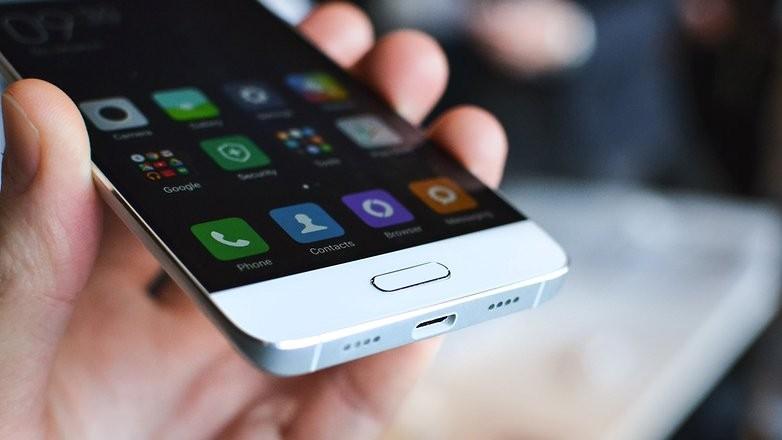 Xiaomi запатентовала смартфон сосгибающимся экраном