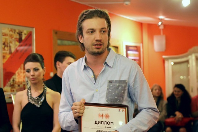 Прежний главный кинорежиссер ижевского Театра оперы ибалета вступил на новейшую должность