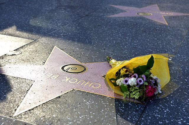 Поклонники смогут увидеть Чака Берри впоследний раз 9апреля