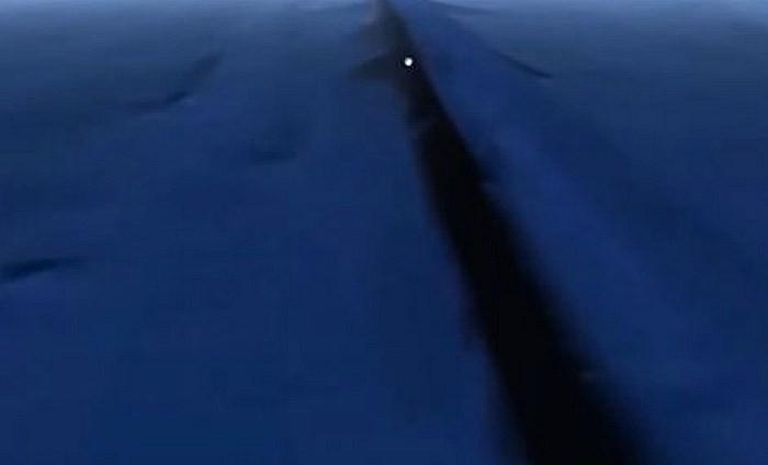 Тайная стена вморе найдена исследователями спомощью Google Earth