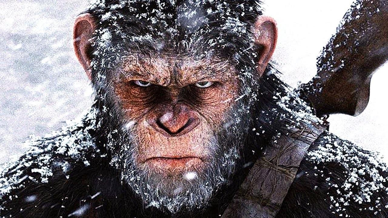 Фильм про обезьяну цезарь 2018
