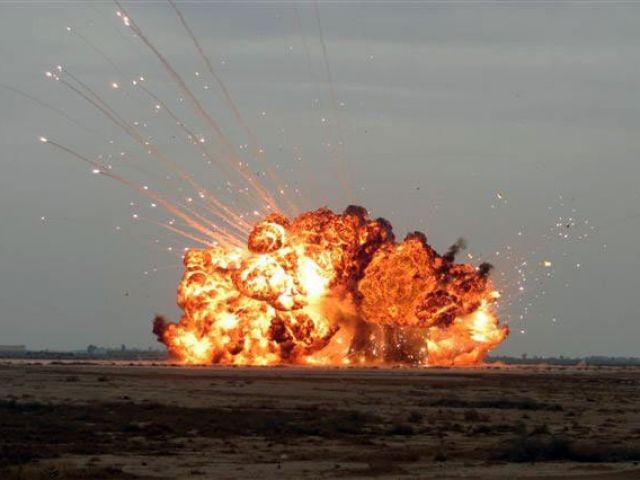 ВНью-Йорке наБродвее прогремел мощнейший взрыв