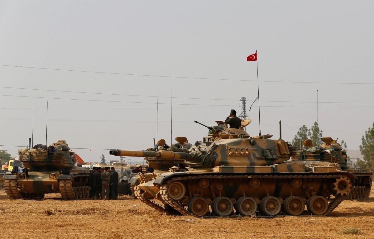 Сирийская армия итурецкие войска проведут операцию против ИГИЛ напротяжении месяца