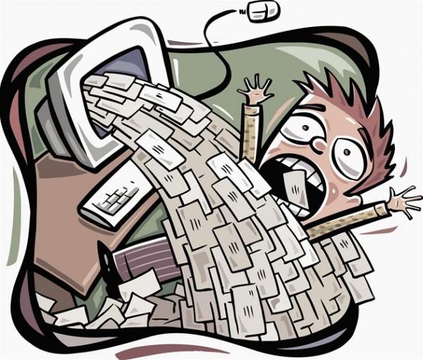 Доля спама в мировом трафике увеличилась до 58,3%
