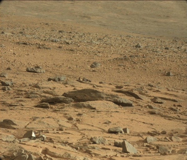 Уфологи: Цензоры NASA скрывают здания на Марсе