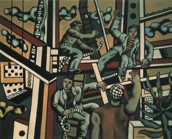 В Москве пройдет выставка образцов послевоенного искусства