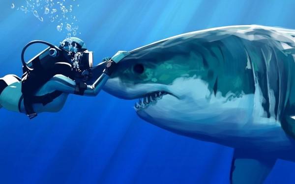 Ученые считают акул предками человека