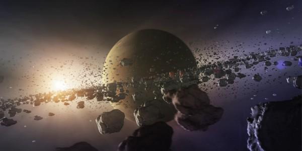 Астрофизики: есть вероятность существования «плоских» планет в космосе