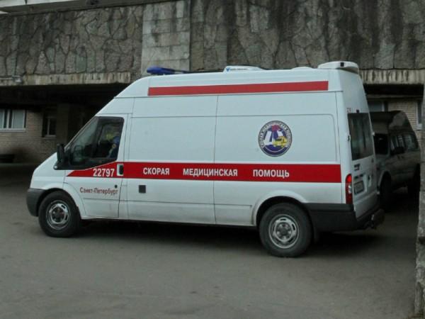 В Санкт-Петербурге ребенок выпал с окна 17-го этажа