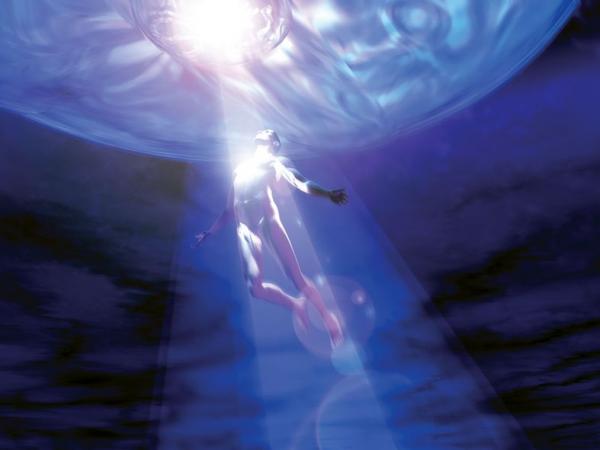 Ученые воссоздали притягивающий луч НЛО
