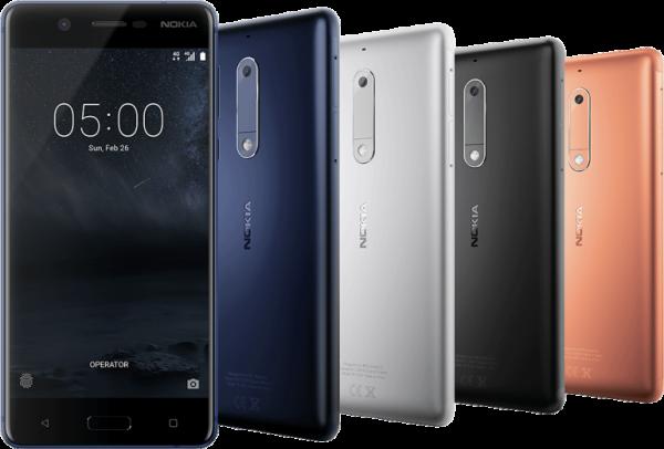 В Nokia 3, Nokia 5 и Nokia 6 отсутствует полноценная защита от пыли и влаги