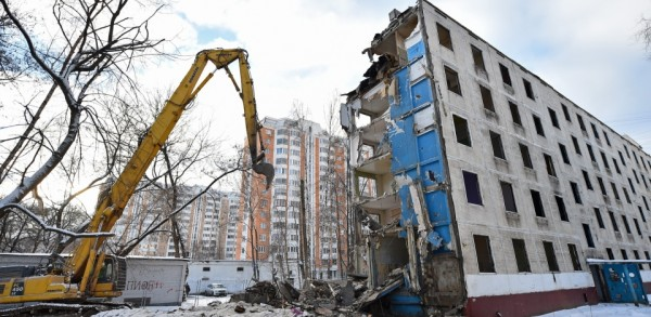 Мэр Москвы Собянин рассказал о гарантиях при расселении хрущевок