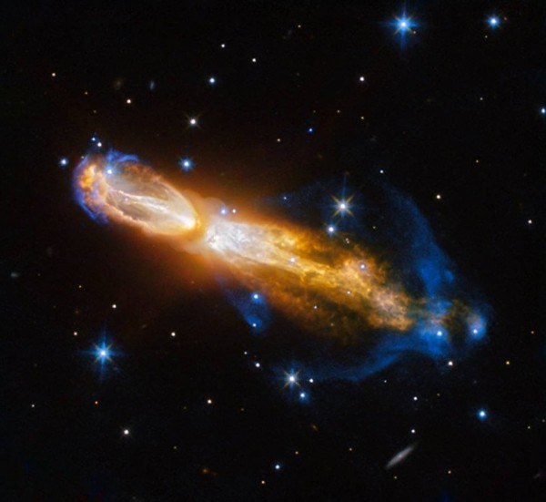«Хаббл» сфотографировал самую красивую туманность Млечного Пути