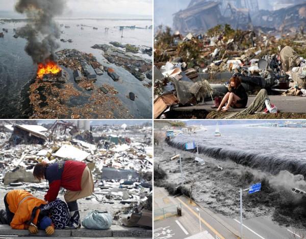 В Японии проводятся траурные мероприятия в память о жертвах цунами 2011 года