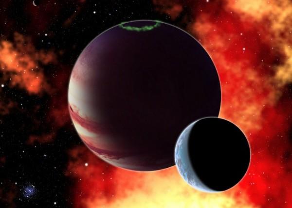 Астрофизики: Экзолуны пригодны для жизни больше, чем экзопланеты