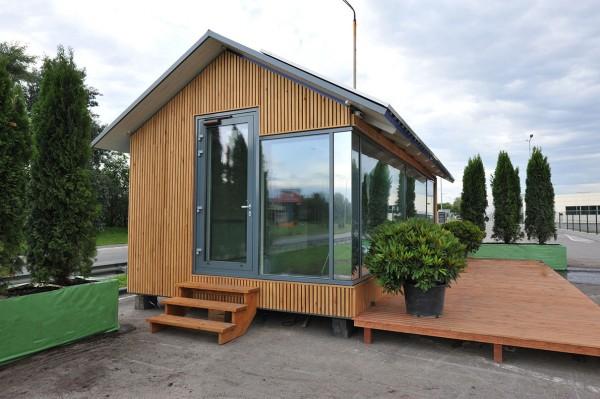 Компания PassivDom сообщила о создании абсолютно автономного дома