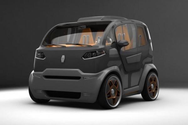 Российский дизайнер формирует новый взгляд на городской автомобиль