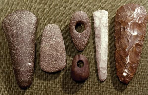 Ученые предполагают, что древние орудия труда могли появиться случайно