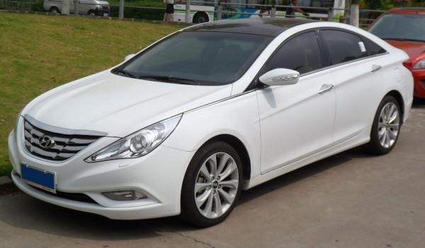 Обновленная версия Hyundai Sonata появится в России осенью 2017 года