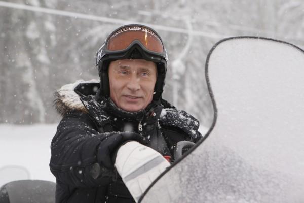 Путин отправится в экспедицию к архипелагу Франца-Иосифа