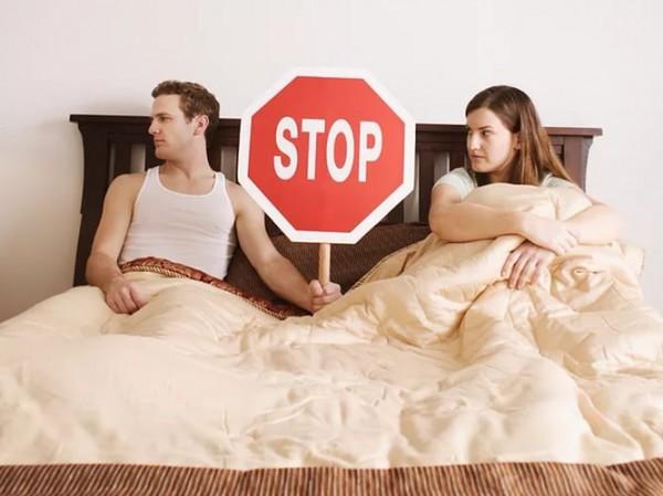 Раздражительность от воздержания в сексе