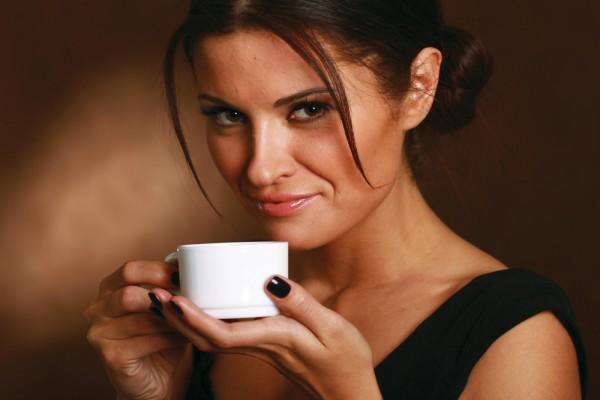 Размер груди зависит от потребления кофе