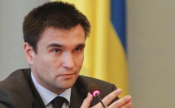 Климкин намерен «возвратить свободу» жителям Крыма