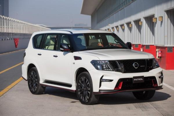 Модифицированный Nissan Patrol получит 2500-сильный двигатель