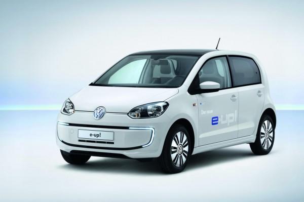 Китайцы выпустили клон электрокара Volkswagen e-Up