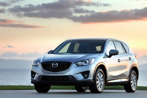 Стало известно, какая модель Mazda приносит главную выручку в России