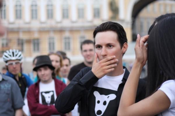 Житель Петербурга обвинил Павла Дурова в поломке своего смартфона