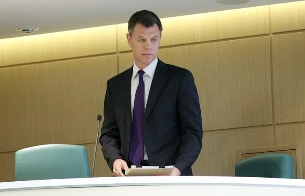 Дмитрий Аристов назначен Путиным главным судебным приставом РФ