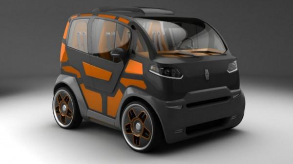 Российский городской автомобиль Mirrow Provocator дебютирует в марте