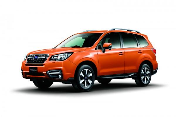 В России стартовали продажи обновлённого Subaru Forester