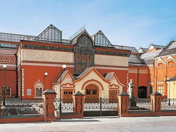 Третьяковская галерея в Риме проведёт выставку в честь событий 1917 года