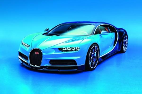 Стенд Bugatti признан самым эффектным на  Женевском автосалоне