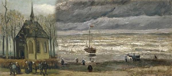 В музей Ван Гога в Амстердаме вернули похищенные 14 лет назад картины
